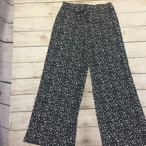 3/$25 Style & Co Wide Leg Lounging Pants Small